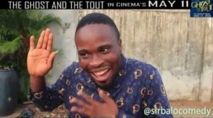 Video: Sir Balo Clinic - The Ghost And The Tout (Comedy Skit)